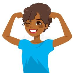 beautiful-young-strong-powerful-african-american-girl-winking-eye-showing-her-muscles-blue-shirt-african-american-strong-114652819