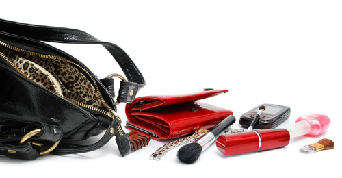 Yasonya-Messy-Purse-Shutterstock