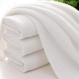 Pure-cotton-white-towel-thickening-beauty-salon-hotel-bath-foot-massage-is-special