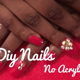 DIY NAILS: VALENTINES EDITION