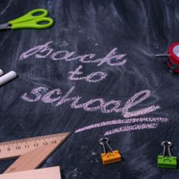 Black Girl Magic Back-To-School Supplies: Book Bag Edition
